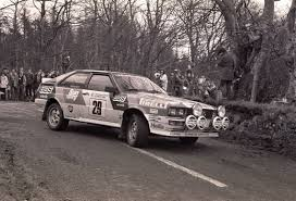 audi rally racecarsdirect com 1981 audi quattro rally car ex david sutton