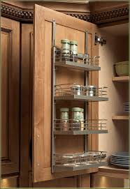 kitchen cabinet spice rack home design ideas