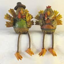 find more autumn thanksgiving turkey shelf sitter figurines fall