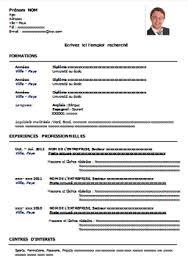 format cv 50 modèles de cv à télécharger gratuit au format word