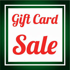 gift card sale black friday sale