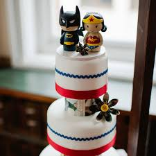 superhero wedding cakes that will make your day totally epic