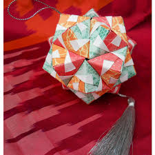 origami ornament 3 dreamscape studio