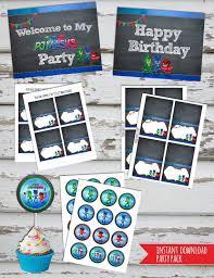 22 pj masks birthday party images birthday