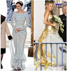 blair wedding dress gossip season 6 finale blair waldorf serena der
