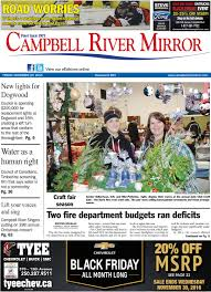 campbell river mirror november 25 2016 by black press issuu