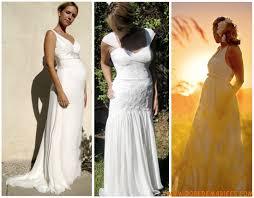 robe mariã e enceinte robe de mariée enceinte col en v taille empire traine mousseline
