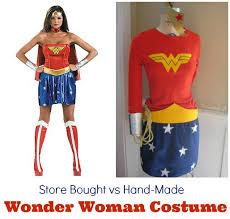 Woman Halloween Costume Women Woman Costume Sewing Loft