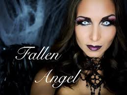 Face Makeup Designs For Halloween by Fallen Angel