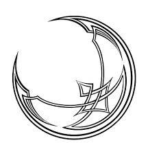 celtic crescent moon knot jen