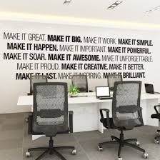 Office Wall Decor Ideas Best 25 Cheap Office Decor Ideas On Pinterest Cheap Office