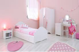 chambre à coucher fille chic novomeuble