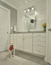 Bathroom Vanity Backsplash Ideas Bathroom Appealing Inexpensive Backsplash Ideas White Curtains