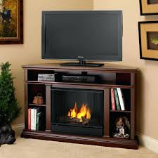 tv stand excellent indoor fireplace tv stand for home furniture