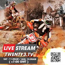 ama motocross live stream stream the 2017 fim asia supermoto championship live in twenty3 tv