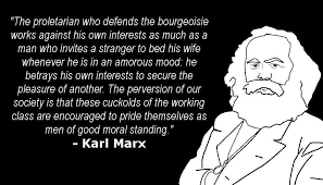 Cuckold Meme - karl marx about the cuckolds of the working class fullcommunism