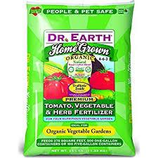 amazon com dr earth 733 organic 5 fertilizer tomato vegetable