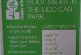 Friends of Brockwell Park   Herne Hill Just two Friends of BP carboot sales left this summer