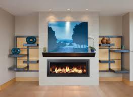 linear gas fireplace prices binhminh decoration
