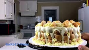 raydale jones banana pudding cake review youtube