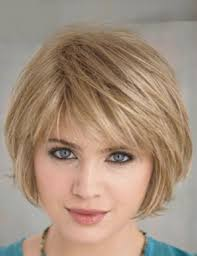 20 super chic hairstyles for fine straight hair bob haircut with