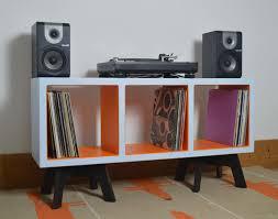 Vinyl Record Storage Cabinet Vinyl Record Storage Cabinet Vintage Home Furniture Decoration