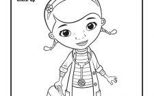 doc mcstuffins coloring pages print depetta coloring pages 2017