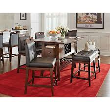 Morgan Gathering Collection Gathering Height Dining Rooms - Art van dining room tables