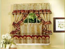 kitchen curtain design ideas country kitchen curtain designs and photos