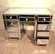 Mirrored Vanity Table Deco Dressing Table Mirror Images