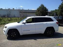 jeep grand cherokee altitude 2015 bright white jeep grand cherokee altitude 4x4 96648572 photo