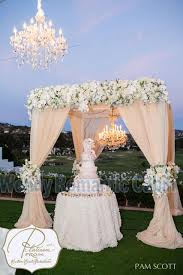 wedding chuppah free shipping 3m 3m 3m wedding chuppah square canopy drape with