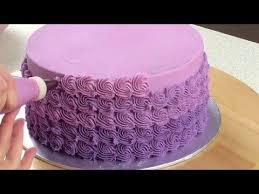 Cake Icing Design Ideas Best 20 Rosette Cake Tutorial Ideas On Pinterest Rose Cake