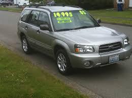 forester subaru 2005 subaru forester awd auto sales