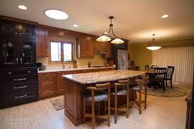 kitchen remodel with island ideas custom island kitchen railing stairs and kitchen design