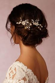 wedding hair accessories best 25 hair comb ideas on flower hair bridesmaid