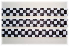 checkered ribbon nascar grosgrain ribbon nascar ribbon nascar check ribbon nascar
