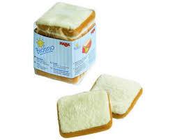 cuisine haba haba play food toast fabric 1473