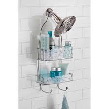 Interdesign Bathroom Accessories Interdesign Pebblz Bathroom Shower Caddy For Shampoo Conditioner