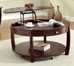 Enchanting Coffee Tables Lift Top Remarkable Ideas Console Sofa Coffee Tables Dark Cherry Wood Coffee Table Set Steve Silver