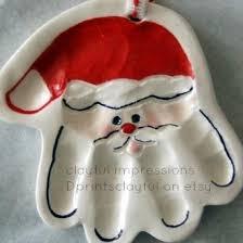 salt dough handprint ornaments ornaments vianoce