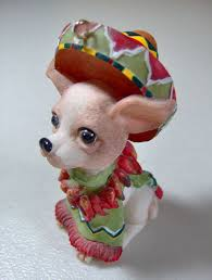 this chihuahua tree ornament is so this puppy