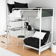 Hyder Beds Cosmic Studio Bunk Bed With Futon Mattress Kiddicarecom - Futon mattress for bunk bed
