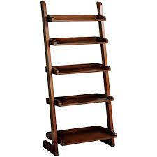 Wood Bookshelf Plans by Furniture Wooden Ladder Shelving Units For Your Inspirations