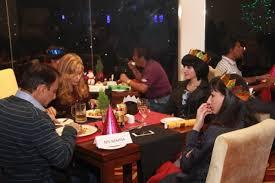 christmas eve dinner 2015 the blackpool hotel