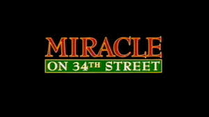 Miracle On 34th by Miracle On 34th Street 1994 On Sky Movies