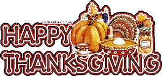 happy thanksgiving to all of our lovely followers 11 26 15