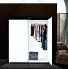 Free Standing Closet With Doors Free Standing Closet With Doors S Free Standing Closet With