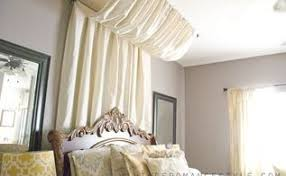 bed canopy bedroom decorating ideas diy canopy bed videos