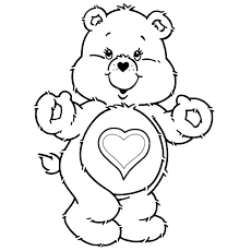 coloring pages care bears 100 images adorable cozy
